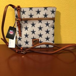 NFL DALLAS COWBOYS CROSSBODY DOONEY & BOURKE
